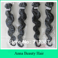 Wholesale Price 4PCS Lot High Quality Virgin Peruvian Body Wave Hair Weft 4bundles 400g/lot