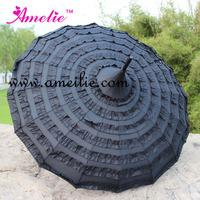 Lday's model straight Pagoda Parasol Umbrella+Free Shipping