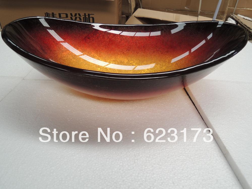 online kaufen gro handel glas waschbecken sch ssel aus. Black Bedroom Furniture Sets. Home Design Ideas