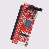 Free shipping IDE to SATA  IDE - SATA, JM20330  Riser Card support recorders attach cable