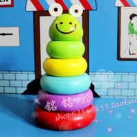 Wooden educational toys sets of tower sets of tower