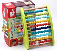 Zhusuan jan0 d wooden frame calculation frame educational toys 10 calculation frame