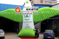 Hot Selling Giant Inflatable Eagle Cartoon Inflatable Immovable Cartoon