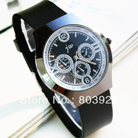 2013 Geneva Popular Silicone Quartz Men/Jelly Wrist Watch Shipping Free shipping
