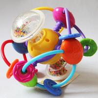 Tesco magic of energy ball teether toy baby toy