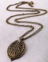 Fashion accessories vintage empty thread kit female long design necklace Factory Wholesale