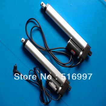 10inch 12V  motorzed linear actuator for window shutter