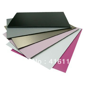 Wall cladding aluminum composite panels pvdf aluminum composite panel(China (Mainland))