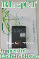 Original BL-4CT Cellphone Battery for Nokia 7210c 7210s XpressMusic 7210 Supernova 2720 X3 Free Tracking