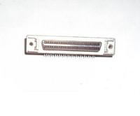 Scsi connector 50 core welding plate socket female