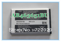 Original AB463651BU Phone Battery for Samsung Diva Touch GT S7070 SGH F400 Genoa GT C3510 SGH J800 SGH L700 in Retail Package
