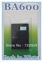 Original BA600 Mobile Phone Battery for Sony Ericsson ST25i ST25 Xperia S LT26i Xperia U Free Tracking