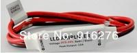 20pcs/Lot DC5-24V 12A 60-288W Mini LED Amplifier Repeater For single color 5050 3528 5630 strip + Free shipping