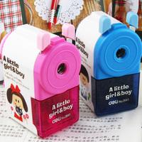 (Min order$10)stationery Right hand 0641 pencil sharpener