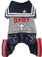 New cute Rock Baby clothing for dog Free shipping dogs dress costumes