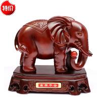 Lucky elephant lucky elephant decoration Large home decoration