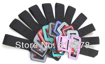 Sports Running Waterproof Armband Case Bag For Iphone5 5G , Workout Arm Band Cover for iphone+Free shipping
