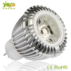 1W AL MR11 led Spot lighting(China (Mainland))