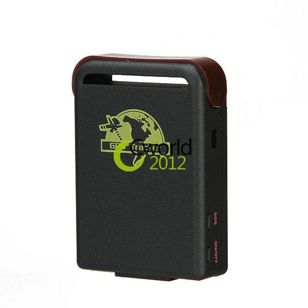 Free Shipping Car Vehicle TK102 GPS GSM Locator Quadband GSM Anti-theft Security Real Time Location Tracker Tracking System(China (Mainland))