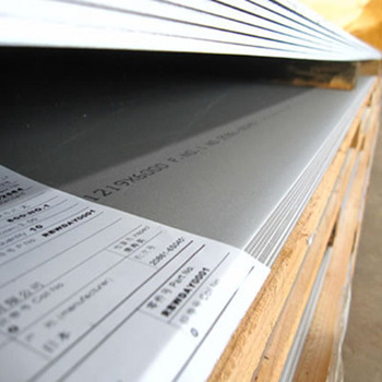 stainless steel sheet 316L,  cold rolled (CR), hot rolled (HR) finished.