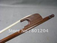 1pcs strong baroque style blackwood 4/4 violin bows