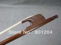 Wholesale 1pcs strong baroque style blackwood 4/4 violin bows