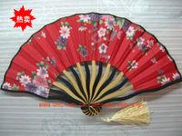 Free shipping Female Fan  folding  silk fan