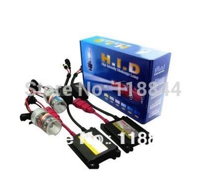 HID xenon lights kit H1 H3 H7 H8 H9 H10 H11 H16 9005 9006 HB3 HB4 35w 55W slim ballast is 4300K 6000K 8000K 10000K 12000K(China (Mainland))