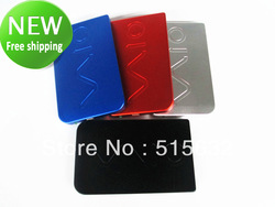 "free shipping Ultra Slim USB 2.0 2.5"" SATA External Box Hard Disk Driver Case Enclosure HDD CASE Mobile Box 4 colors(China (Mainland))"