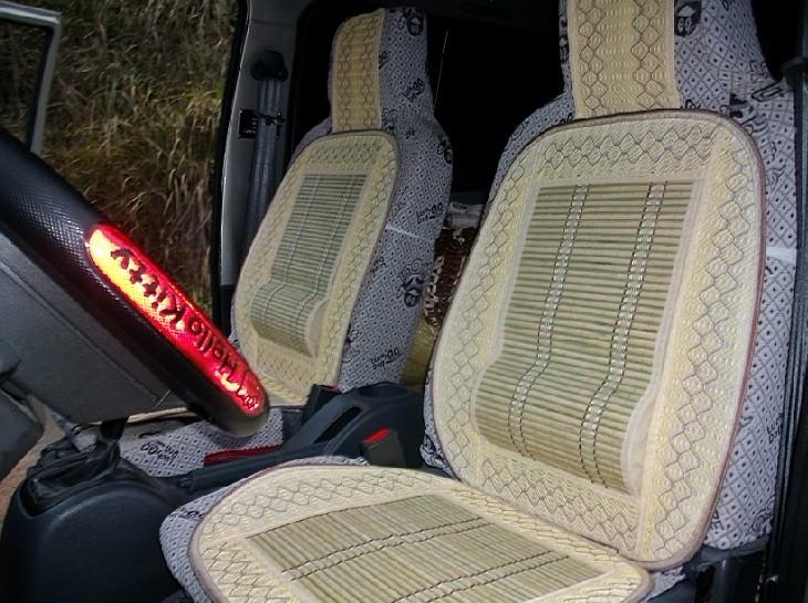 Summer car seat cushion laciness bamboo seat cushion bamboo zhugen liangdian seat xiadian bamboo cushion(China (Mainland))
