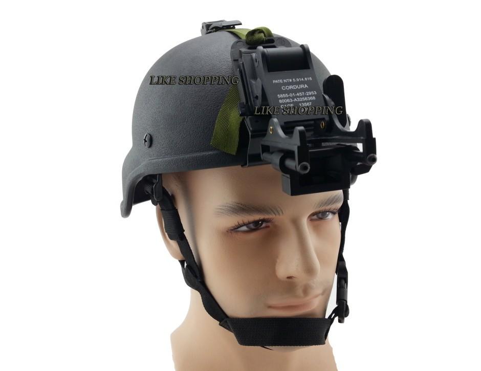 """LVN / """"lumière"""" pour casque -font-b-Tactical-b-font-helmet-With-NVG-font-b-arms-b-font-font-b"""