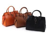 Hot Celebrity Girl Leather Handbag Tote Shoulder Bags Woman HandBag fashion designer shoulder bag free shipping