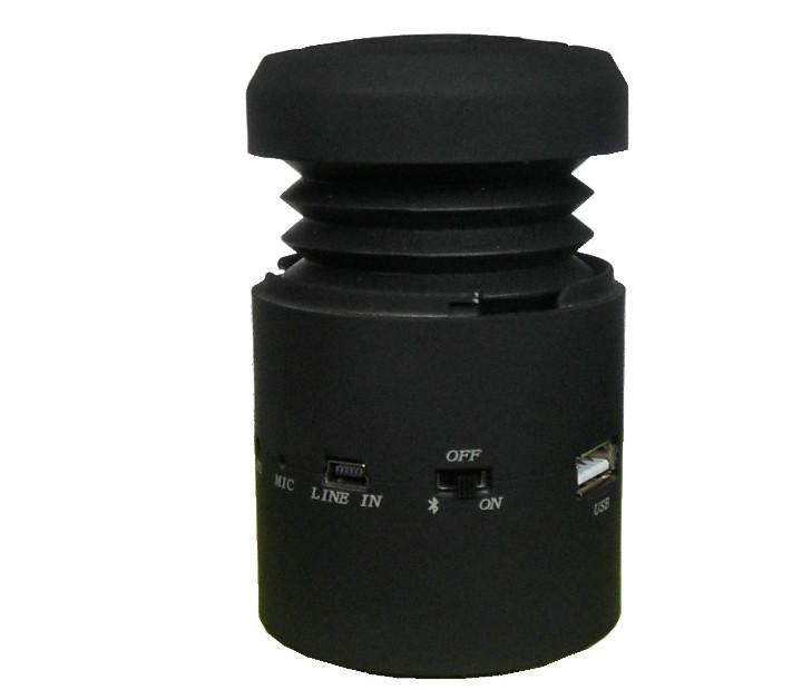 Grátis frete DHL 5 pçs/lote 10 W vibração Vibra Speaker + Bluetooth + microfone + FM Radion + u disco apoio função em massa(China (Mainland))