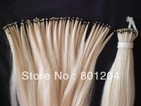 White Violin bow hair in hanks (6g/hank)  50hanks in 31 inches
