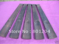 5pcs viola ebony fingerboards,undyed hard ebony