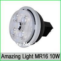 10X CREE MR16 10W led spotlight 560lm,LED Downlight Led Bulb Warm 3000k/Pure4000k/Cool White 6000k