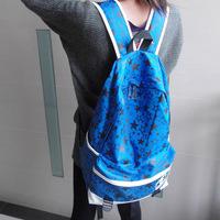 2013 canvas backpack man bag women's handbag computer backpack middle school students school bag preppy style