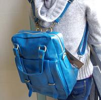 High Quality PU cool unisex backpack Fashion shoulder bag handbag backpacks multi-purpose bag Free Shipping