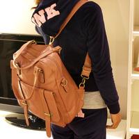 2013 backpack man bag preppy style student school bag female messenger bag backpack