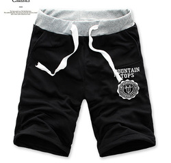 Free Shipping summer 2013 new fashion classic sports pants men's shorts size S-XXL(China (Mainland))