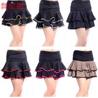Adult female Latin skirt Latin dance skirt Latin pants