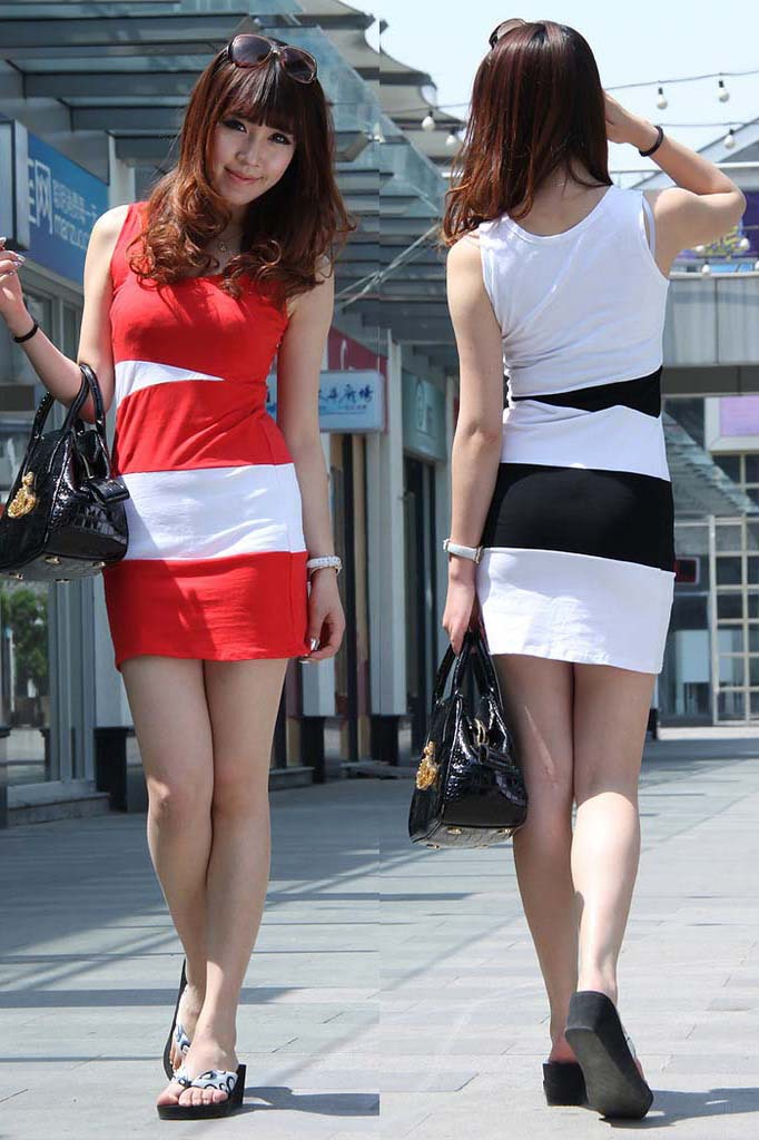 Free Shipping 2013 New Fashion Casual Sexy Mini Dresses For Women&#39;s Lady Party Candy Novelty Long Tank Vest Shirt Tee Tops 308(China (Mainland))