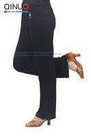 Latin dance clothes square dance clothes dance pants female Latin dance leotard pants
