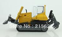 Freeshipping high quality diecast work mini Alloy Bulldozer Excavator engineering construction vehicle model kids Loading shovel