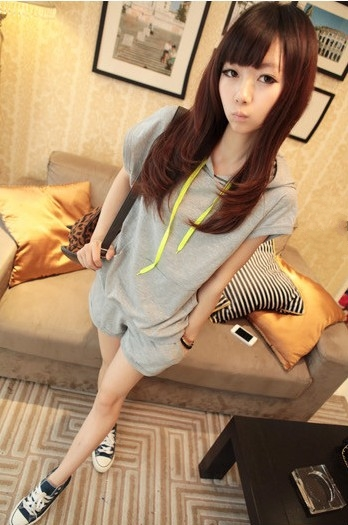 New arrival 2013 energy sports casual sweatshirt set short-sleeve(China (Mainland))