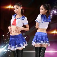 dance costumes 2012 student uniform school wear temptation ds costume clothes