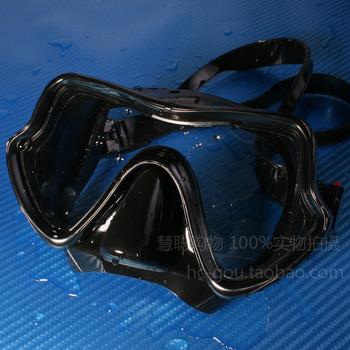 Professional Scuba Diving Mask,liquid silicone diving mask,diving gear,snorkeling gear,wild-view