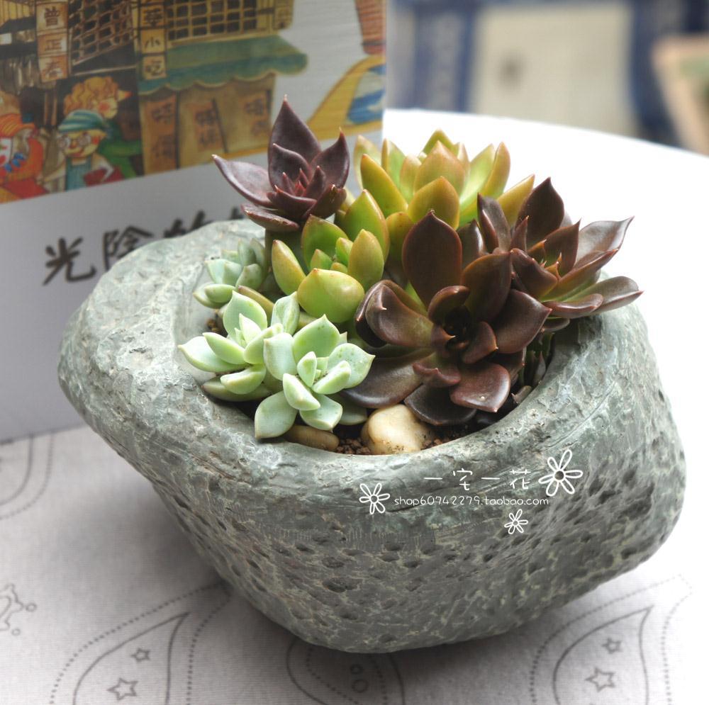 Pot decoration ideas promotion online shopping for for Pot decoration pictures