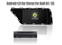 Android 4.0 system Original Style Car DVD Player for Audi A4 A5(2008-2013) with Bluetooth, GPS ,Radio ,USB, SD ,AUX , WIFI