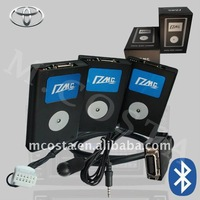 DMC-20198, Bluetooth Car Digital Music Changer for Toyota